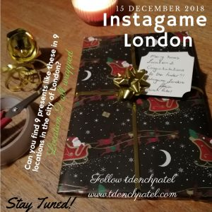 Location 2 Instagame London
