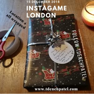 Location 4 Instagame London 15 December 18