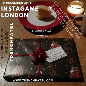 Location 5 Instagame London