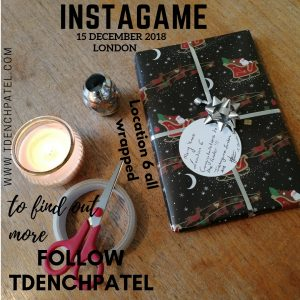 Location 6 Instagame London 2018