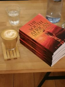 The South African True Colours book signing and talk