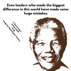 Even leaders who make the biggest difference
